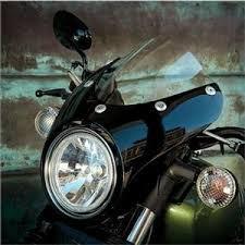 2014 Yamaha Bolt Bullet Cowl Raven Mini Fairing Gloss Black PN 1TP-F83J0-T0-00
