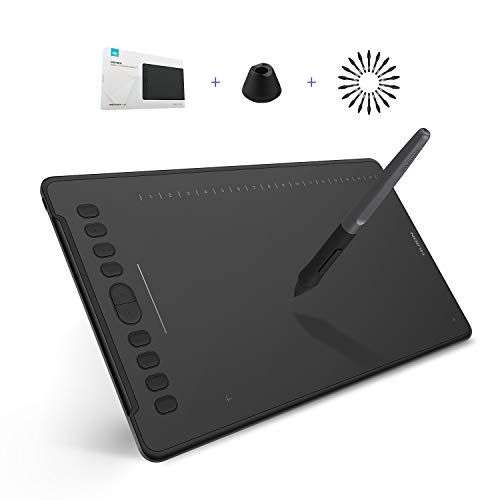 Tableta Gráfica Huion Inspiroy H1161 Black