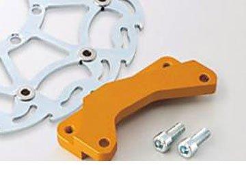モトマスター(MOTO MASTER) モタードブレーキ スタンダードキットサポート単体 [ CRF250 04-05/CRF450 04-05 ] [ 品番 ] MM211010B   B004XYHWFA