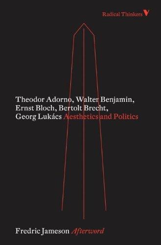 Aesthetics and Politics (Radical Thinkers Classics)