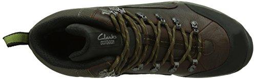 Clarks Outride Hi Gtx - 261028817 Bruin
