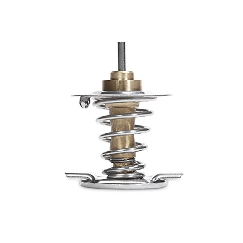 Price comparison product image Mishimoto MMTS-F2D-03L Silver High-Temperature Thermostat for Ford 6.0L Powerstroke Engine