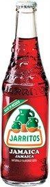 Jarritos Jamaica Soda, 12.5 oz.