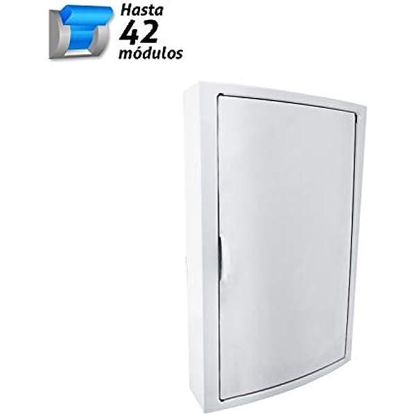 SOLERA 5261 Caja de Distribución, Blanco: Amazon.es: Bricolaje y ...
