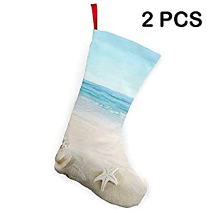 31CI5M20N-L._SS300_ 100+ Beach Themed Christmas Stockings For 2020