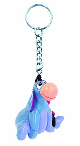 Disney Eeyore PVC Figural Key Ring