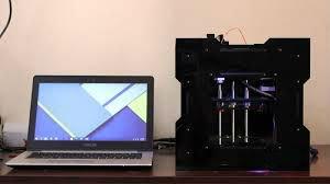 Saturn Scientific 3d Printer - 100x100x100mm / 1.000cm3