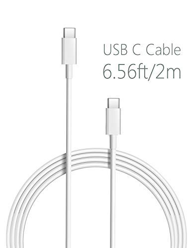 Amazon Com Usb C To Type C Cable 6 6ft E Mark Chip Type C Fast