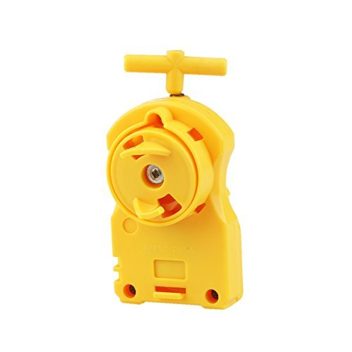 oulii-beyblade-power-string-launcher-right-spin-top-spinning-toy-yellow