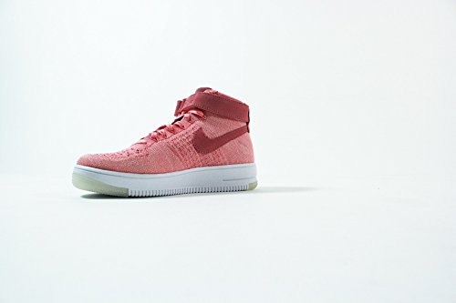 W Women's Bright Melon Nike Flyknit AF1 Melon Trainers Bright qdPX5SwxX