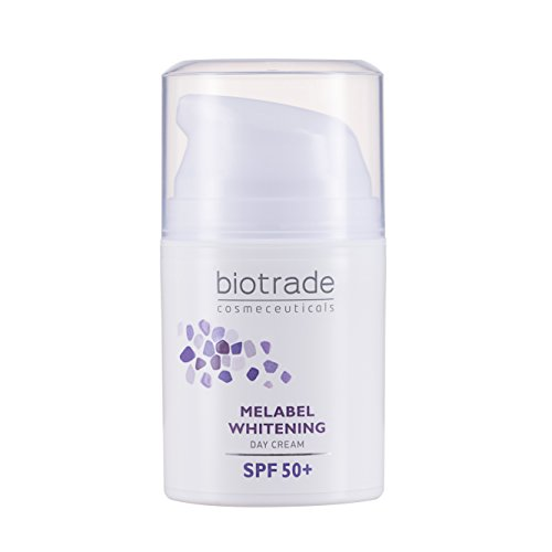 Melabel Whitening Day cream with SPF 50 sun protection 50 ml, Lightens Dark...