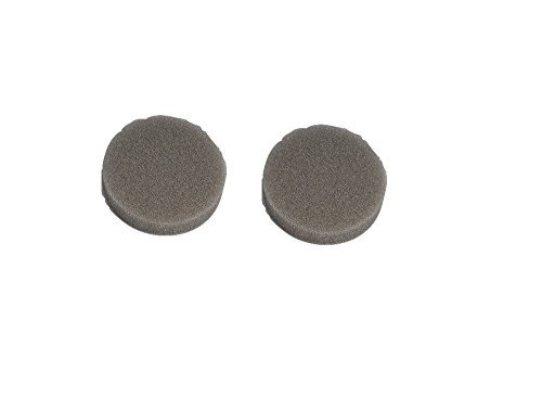 - Genuine Kirby Carpet Shampooer Tank Filter Sponge (2 Filters)
