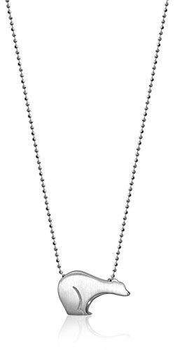 polar bear necklace - 8