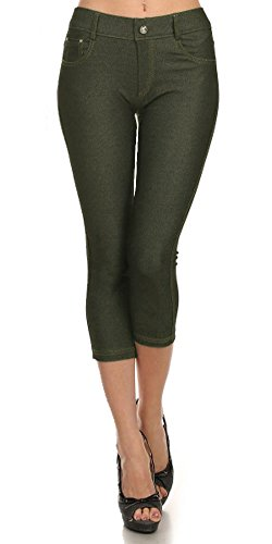 Yelete Pockets Stretch Jegging Tights product image