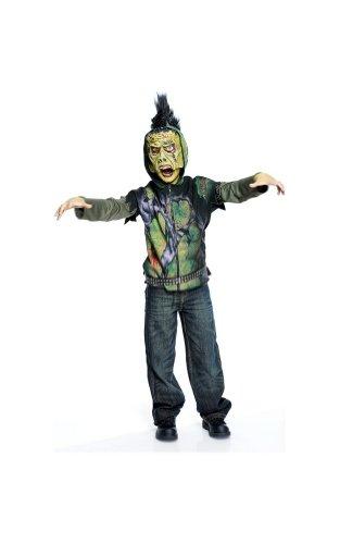 Creature Hoodie Costume - Child Costume - (Creature Hoodie Costumes)