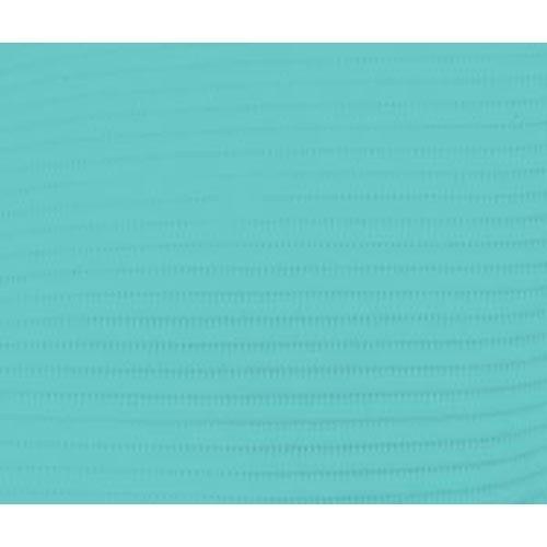 Crosstex WPXAAQ Advantage Plus 3-ply Poly Paper Patient Towel, 18'' x 13'', Aqua (Pack of 500)