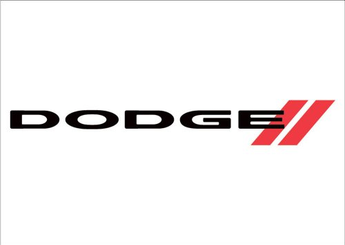 Review Dodge Auto Logo with