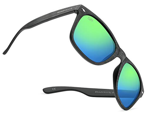(Shady Rays Classic Series Polarized Sunglasses for Men and Women)