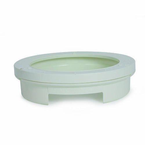 (Camco 57001 Pop-A-Plate (White) Quantity 2)