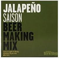 Brooklyn Brewshop - Jalapeño Saison 1 Gallon All-Grain Recipe Kit
