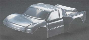 Duratrax Body Clear/Unpainted w/Decal Set Vendetta - Decal Duratrax Set