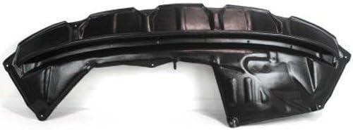 Crash Parts Plus Front Engine Splash Shield Guard for 2011-2015 Toyota Sienna TO1228174