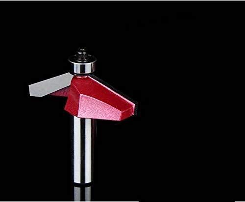 NO LOGO 1pc Industrial Grade 30 Grad-Winkel zur Holzschneider Fasen Fräser Trimming-Maschine Carving-Fräser-Spitzen (Größe : M00302)