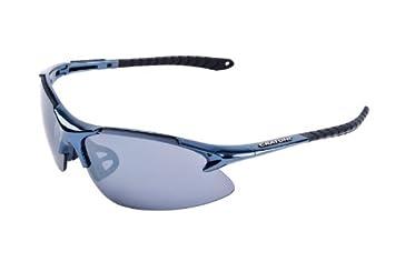 00431c47b84 Cratoni Sports Sunglasses Air Charging Shiny Blue  Amazon.co.uk ...