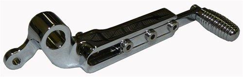 Billet Products Brake Pedal (YANA SHIKI YANASHIKI - Pedal - Brake Adjustable, Chrome For YAMAHA R1 2007-2008 Product code A4216AB)