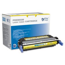 Toner Cartridge, 12,000 Page Yield, Yellow, Sold as 1 Each -