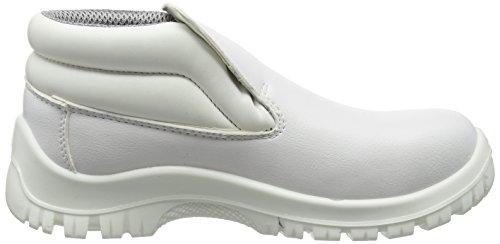 Black Rock SRC01, Zapatos de Seguridad Unisex Adulto Blanco (White)