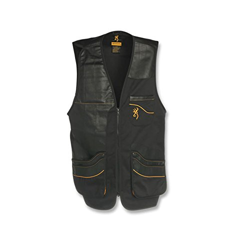 Browning-Master-Lite-Leather-Patch-Vest