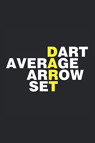 Darts Dartboard Dart Arrow Beer Pub Saying: College Ruled Journal or Notebook (6x9 inches) with 120 pages