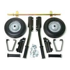Honda 06710-ZB4-800 Wheel Kit (2-Wheels)