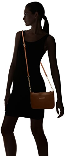 Women's Aldo Cross Cognac Body Conroe Brown Bag BxxrwdnO