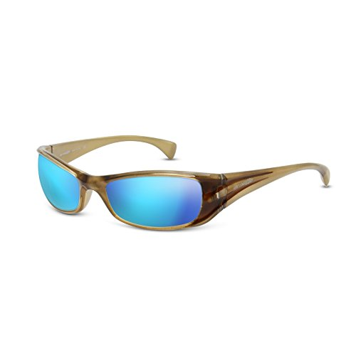 Metallic Ice Blue Replacement Lenses for Arnette Stance - Replacement Lenses For Sunglasses Arnette