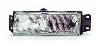 1992 Oldsmobile Cutlass Ciera (88 - 96 Oldsmobile Cutlass Ciera Driver Headlamp Headlight)