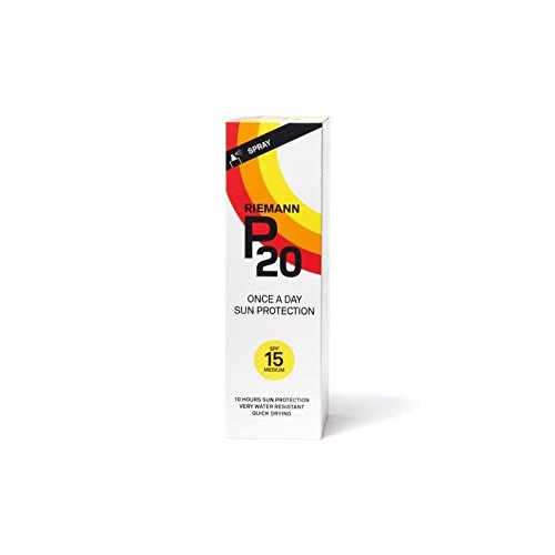 Riemann P20 Sun Filter 100ml SPF15 (Pack of 6) by Riemann (Image #1)