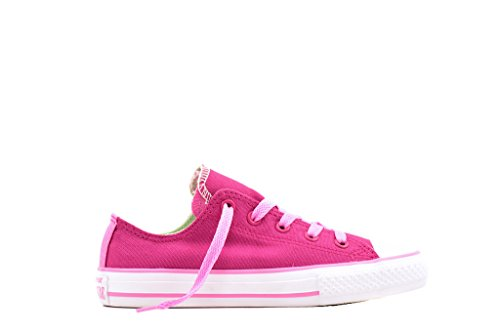 Pink Converse Pink Double Ox Junior Sapphire CT Sapphir Tongue 650047C xAXAOwHP