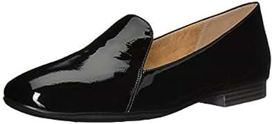 Naturalizer Women's Emiline Shoes, Black Patent, 6 US