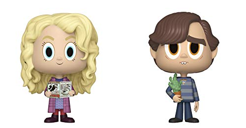 Harry Potter - Pack 2 Figuras Funko Vynl Luna Lovegood & Neville Longbottom