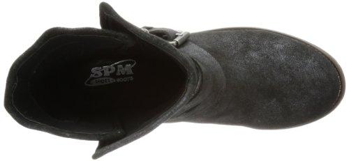 SPM Ixopo - Botas De Vaquero de cuero mujer Plata - Silber (Silver)