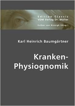Book Kranken-Physiognomik (German Edition)