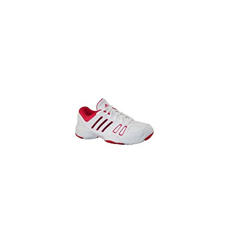 Chaussures adidas Rose Edge Blanche Blanc Fille Court K dRBRv