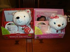 Jingle and Bell - Both Interactive Story Buddy with Storybook and Cd. 2 Buddies for 1 (Jingle Buddies Bell)
