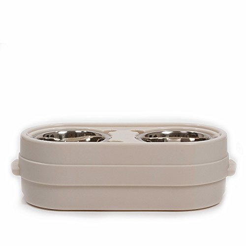 Dog Travel Feeder - OurPets Store-N-Feed Jr. Universal