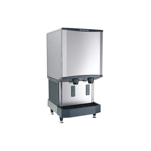 ABCO HID540W-1A Scotsman HID525 Meridian Ice and Water Dispenser, Water-Cooled, 500 lb. Production, 40 lb. Storage, 115/60/1 by ABCO