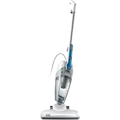 Black and Decker 3-in-1 Lightweight Corded Stick Vacuum