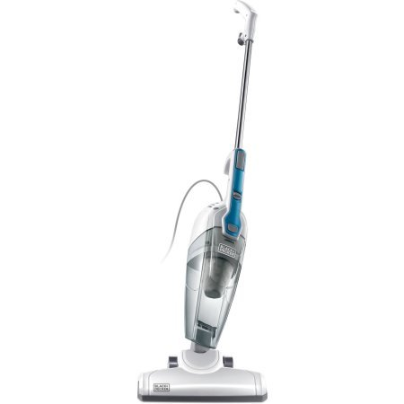 Black and Decker 3-in-1 Lightweight Corded Stick Vacuum BLACK DECKER BDST1601