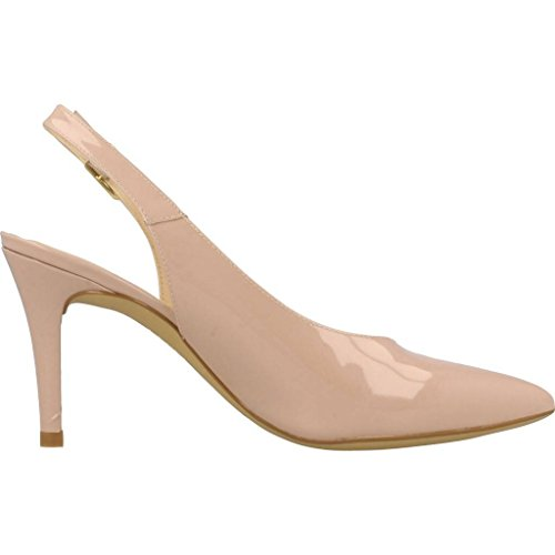 Hueso Modelo Tacón De Zapatos Marca Tacón Unisa Color Hueso Unisa Pa Trebol TCPBwq